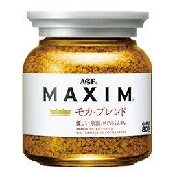 【橘町五丁目】新品 !日本AGF香醇摩卡咖啡-白罐 (咖啡豆:衣索匹亞、巴西)-80g