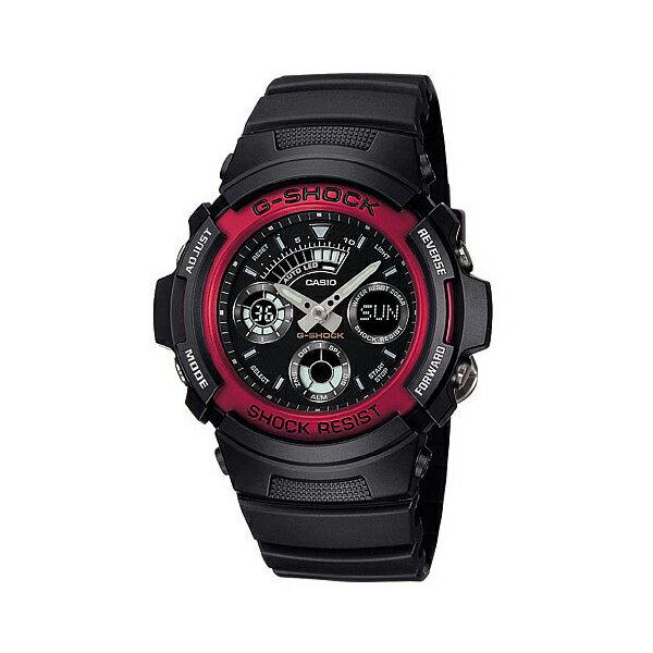CASIO/G-SHOCK 卡西歐 AW-591-4A(AW-591-4ADR) 防水 手錶