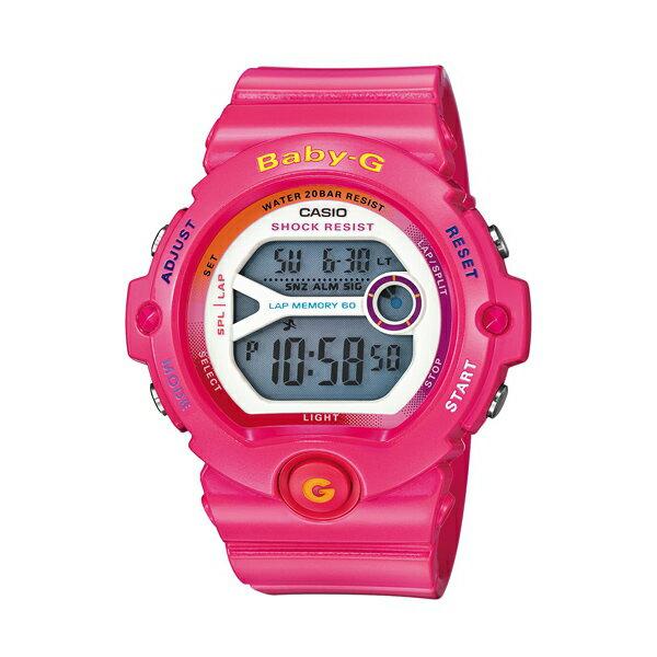 Baby-G CASIO 卡西歐 BG-6903-4B(BG-6903-4BDR) 防水 女錶