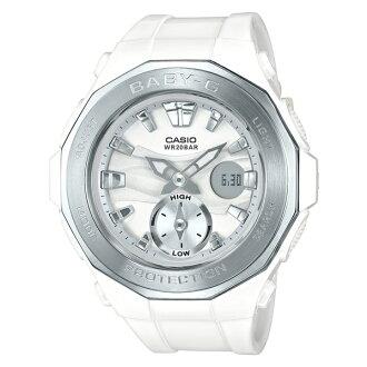 Baby-G CASIO 卡西歐 BGA-220-7A(BGA-220-7ADR) 雙顯 防水 女錶