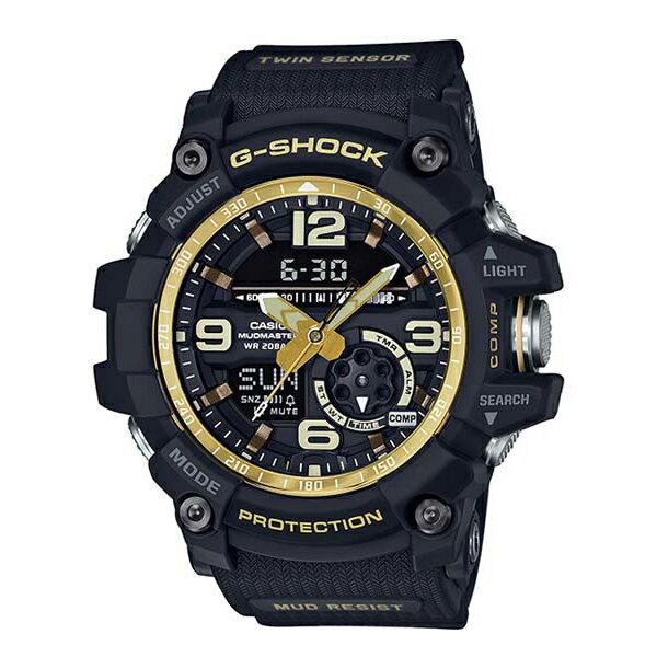 CASIO/G-SHOCK 卡西歐 GG-1000GB-1A(GG-1000GB-1ADR) 雙顯 防水 男錶