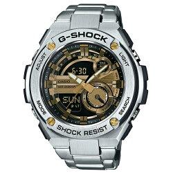 CASIO/G-SHOCK 卡西歐 GST-210D-9A(GST-210D-9ADR) 雙顯 防水 男錶