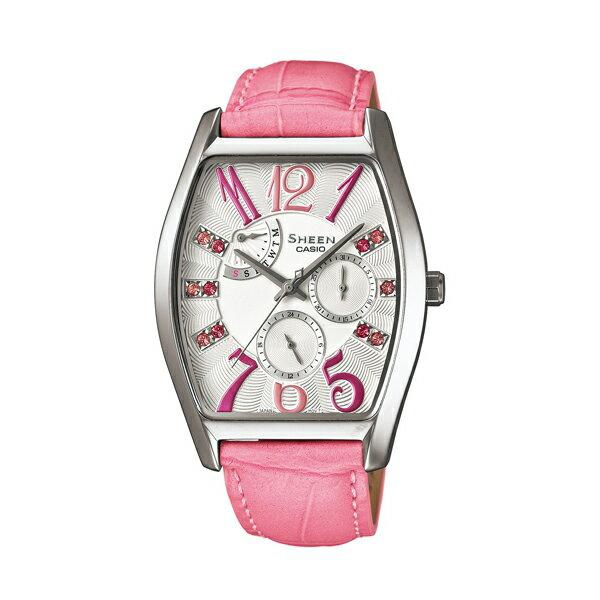 CASIO 卡西歐/SHEEN SHE-3026L-7A2(SHE-3026L-7A2UDR) 女錶