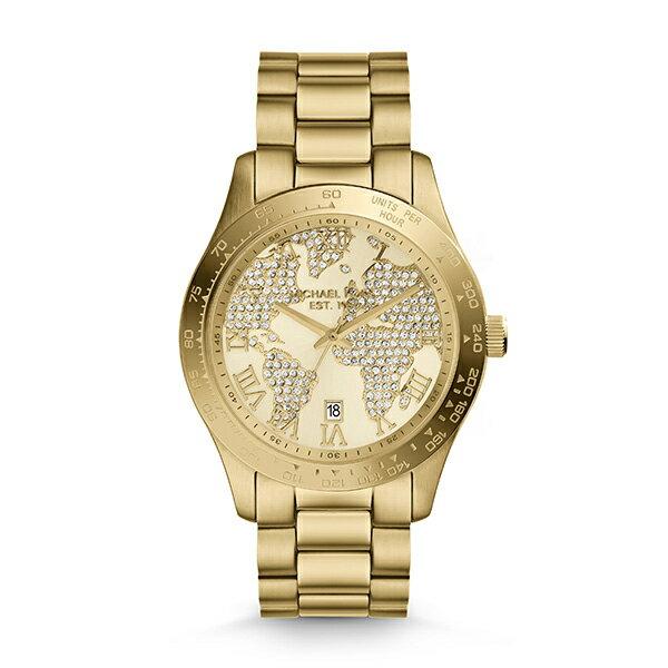 Michael Kors 美式 簡約 晶鑽 石英 女錶 MK5959