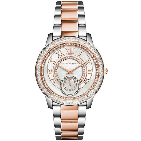 Michael Kors 美式 晶鑽 石英 女錶 MK6288