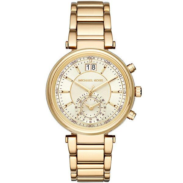 Michael Kors 美式 晶鑽 石英 女錶 MK6362
