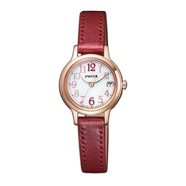 【go錶趣】KH4-963-10 CITIZEN New Wicaa 太陽能 女錶