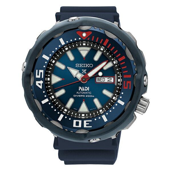 SEIKO 精工 SRPA83J1(4R36-05V0B) Prospex PADI聯名款 鮪魚罐頭 潛水錶 機械錶 男錶