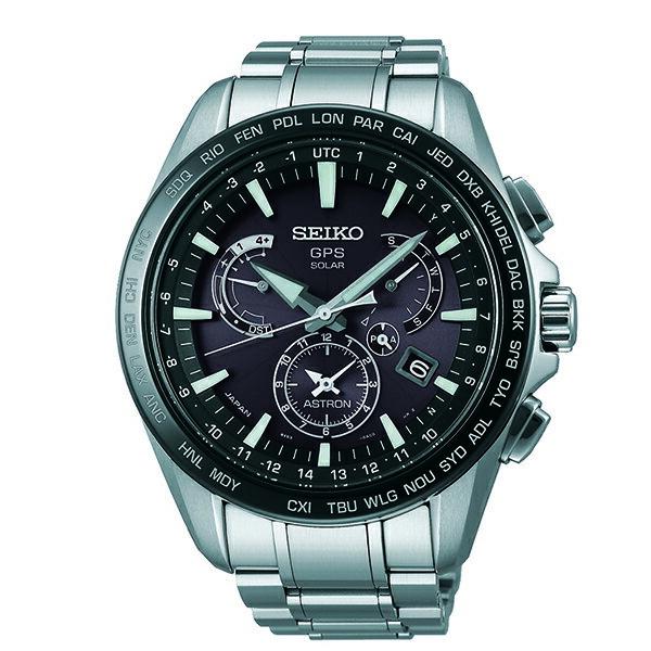 SEIKO 精工 SSE077J1(8X53-0AD0C) ASTRON GPS 太陽能 男錶