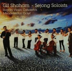 【停看聽音響唱片】【CD】夏漢:海頓小提琴協奏曲 & 孟德爾頌八重奏