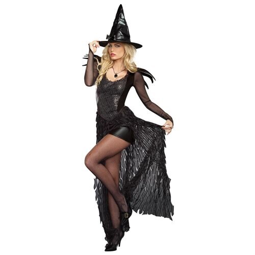 Wicked Me Witch Costume - Witch Costumes