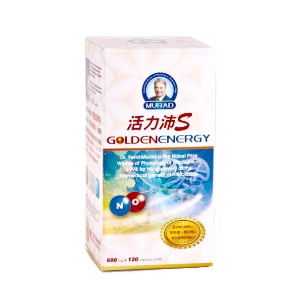 穆拉德 一氧化氮活力沛S 120粒/瓶◆德瑞健康家◆
