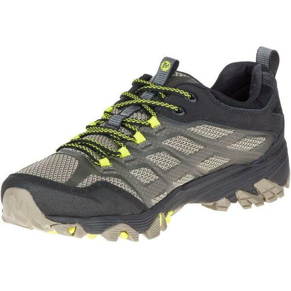 ├登山樂┤美國MERRELLMEGAGRIPMOABFSTWATERPROOF男越野健行鞋-橄欖綠黑#ML37607