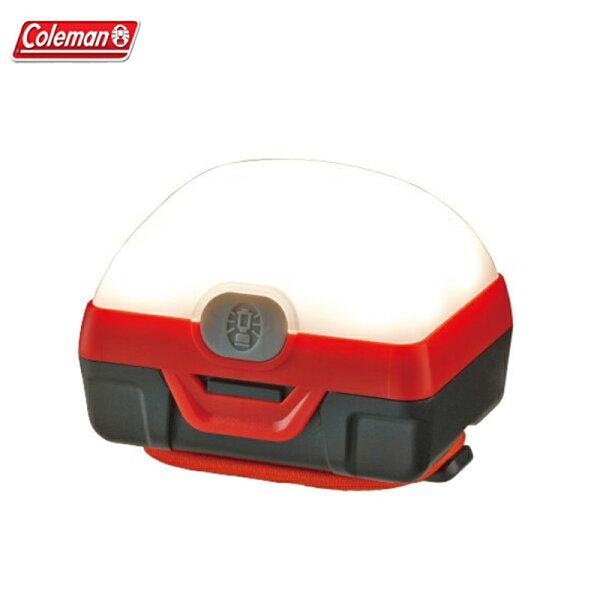 【露營趣】中和安坑ColemanCM-31279寶貝燈紅露營燈附磁鐵手電筒照明燈野營燈氣氛燈裝飾燈