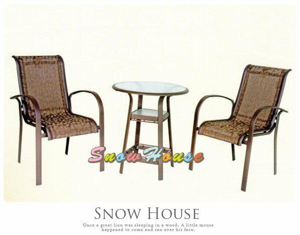 ╭☆雪之屋小舖☆╯SH06 P29半鋁玻璃圓桌-66cm/餐桌/休閒桌/咖啡桌/置物桌/玻璃桌/戶外桌(不含椅子)