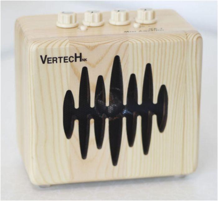韓國 Vertech NK-1 4瓦 木質外殼 電吉他迷你音箱(可裝電池)