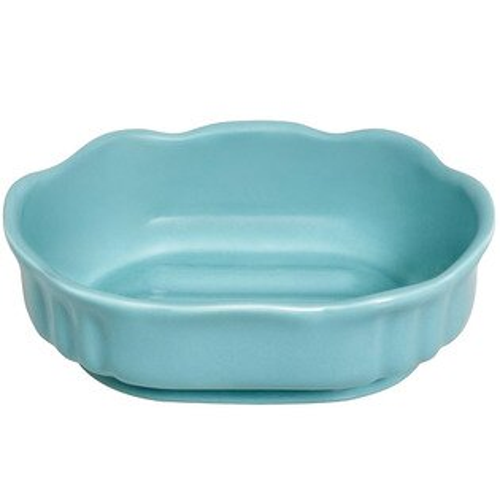 《EXCELSA》Spa陶製花苞肥皂盒(綠)