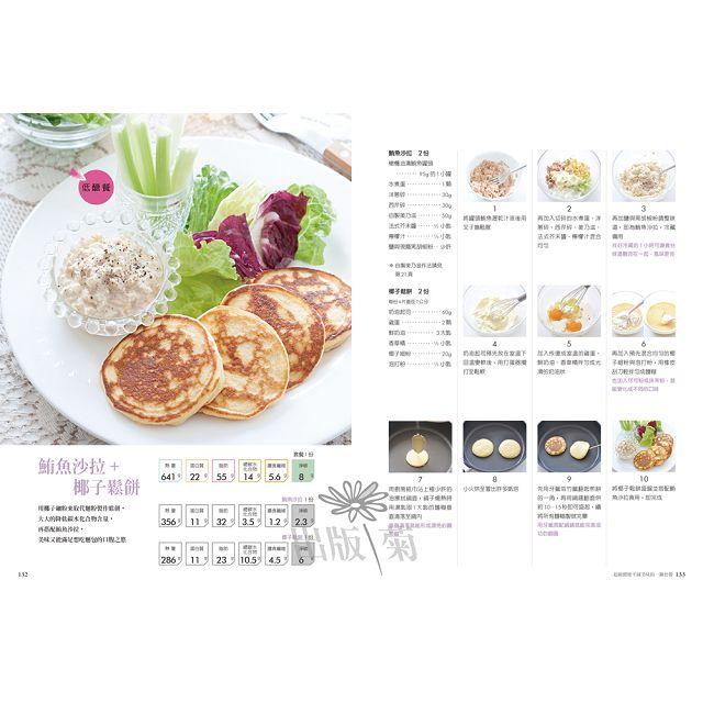 低醣生酮廚房:小小米桶親身實踐-不挨餓、超美味、好省時的健康享瘦配方! 9