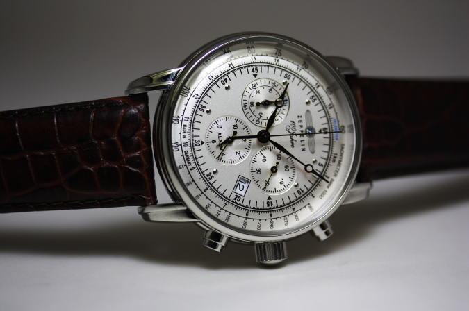 瑞士石英機芯紀念模型計時錶