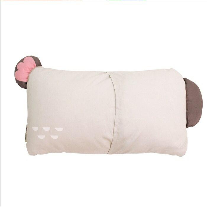 美國【Milo & Gabby】 動物好朋友-超柔軟mini防蟎天絲枕心+枕套組(OLIVE無尾熊) 1