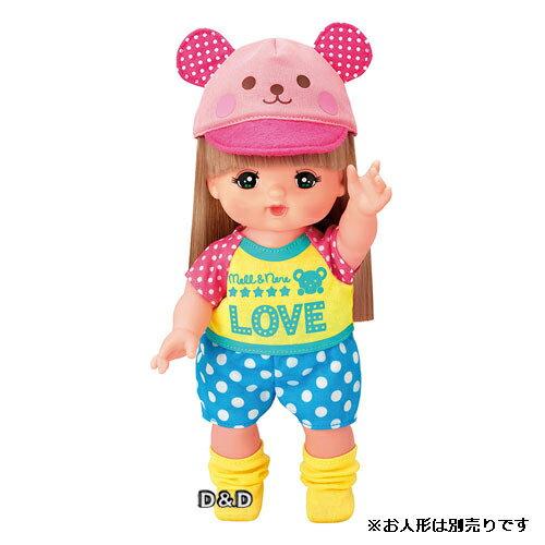 【 小美樂娃娃 】小美樂配件 - 小熊休閒服