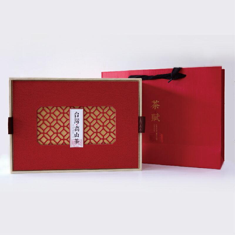 【山茶飲】梨山茶賦禮盒75g