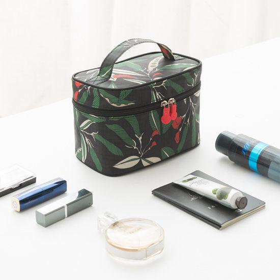 ♚MY COLOR♚花草系列手提化妝包 化妝品 乳液 口紅 保養品 旅行 收納 分裝 出國