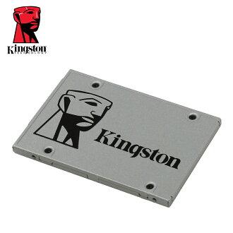 【3/27前全店滿萬現領 $1000‧滿$5000領$400】Kingston 金士頓 SSDNow UV400 120GB SATA3 2.5吋 SSD 固態硬碟