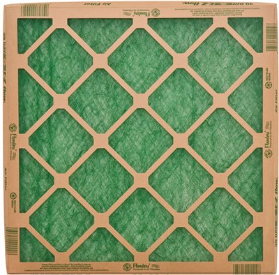 Flanders 10059.01203 Flanders Precisionaire Nested Glass Air Filter 20X25X1 In. 24 Per Case c39a0b18e287f874d9d776f6828d292e