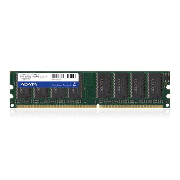 【新風尚潮流】威剛桌上型記憶體 512MB DDR-400 穩定性高 終身保固 AD1U400A512M3-R