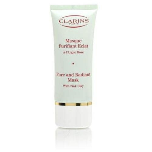 Clarins Truly Matte Pure and Radiant Mask 0