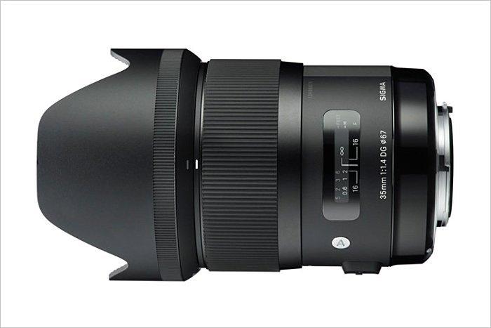 免運 SIGMA 35mm F1.4 DG HSM ART 35/1.4 標準鏡 恆伸公司貨 三年保固 大光圈