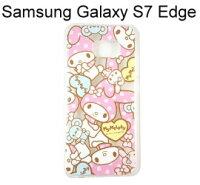 美樂蒂My Melody周邊商品推薦到美樂蒂透明軟殼 [繽紛] Samsung G935FD Galaxy S7 Edge【三麗鷗正版授權】