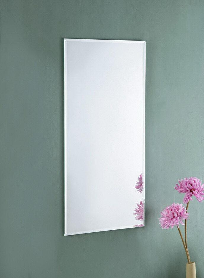 寬30無框斜邊壁鏡 掛鏡 全身鏡【馥葉2】【型號MR3065 】送雙面泡棉膠