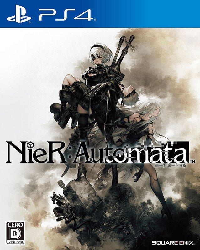 【全新未拆】PS4 尼爾:自動人形 NieR Automata 繁體中文版【台中恐龍電玩】