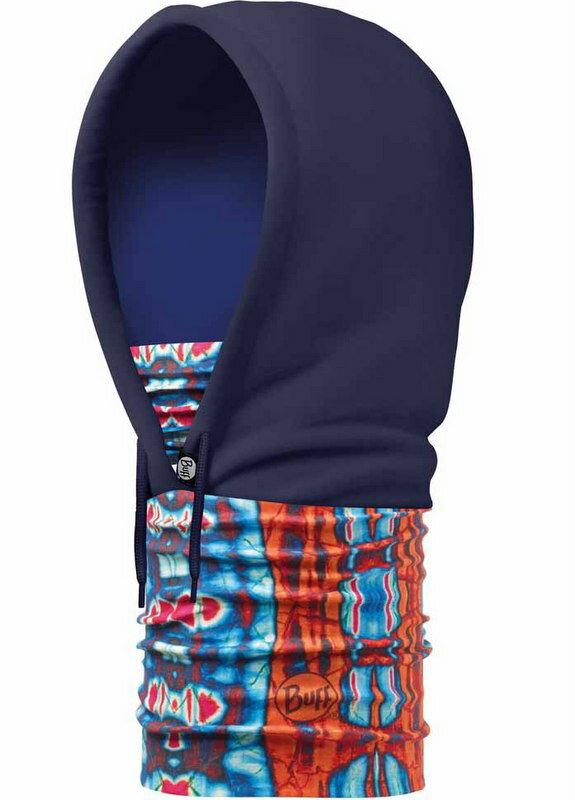 Buff 保暖連帽頭巾 Hoodie BUFF 帽T/毛帽/圍巾/口罩/滑雪/旅遊 110901 波動頻道