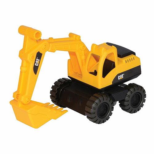 《 CAT - 玩具車 》 7 吋經典工程車 - 挖土機