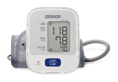 歐姆龍ORMON手臂式血壓計 HEM-7121 3年保固