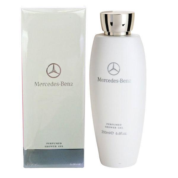 倍莉小舖:MercedesBenz賓士女性沐浴精200ml【A004633】《Belle倍莉小舖》