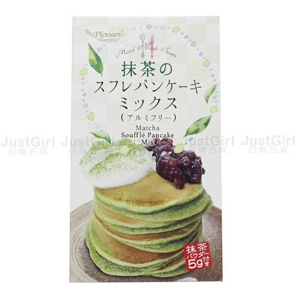 PIONEER 抹茶鬆餅粉 255g 食品 日本製造進口 JustGirl