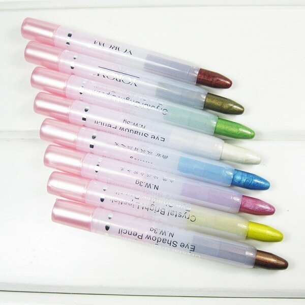 正品白色珠光筆 彩色眼線筆 高光筆 眼影筆 眼線膠筆 臥蠶筆 NO.B47090