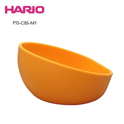 《HARIO》寵物專用黃色矽膠碗 PTS-CBS-MY 75ml★1月限定全店699免運