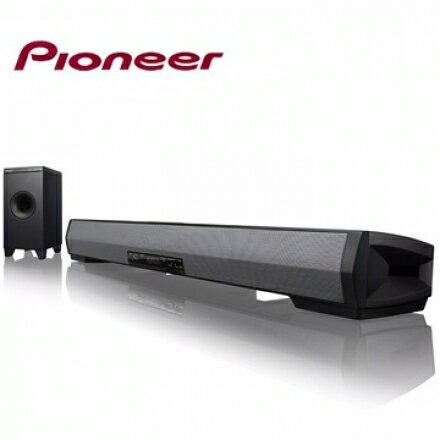 Pioneer 先鋒無線網路前置揚聲器系統 Sound Bar SBX-N700 藍牙喇叭無線傳輸