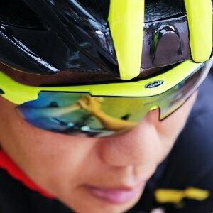 美麗大街【BK031201】單車運動眼鏡 可調式 太陽眼鏡 9件組