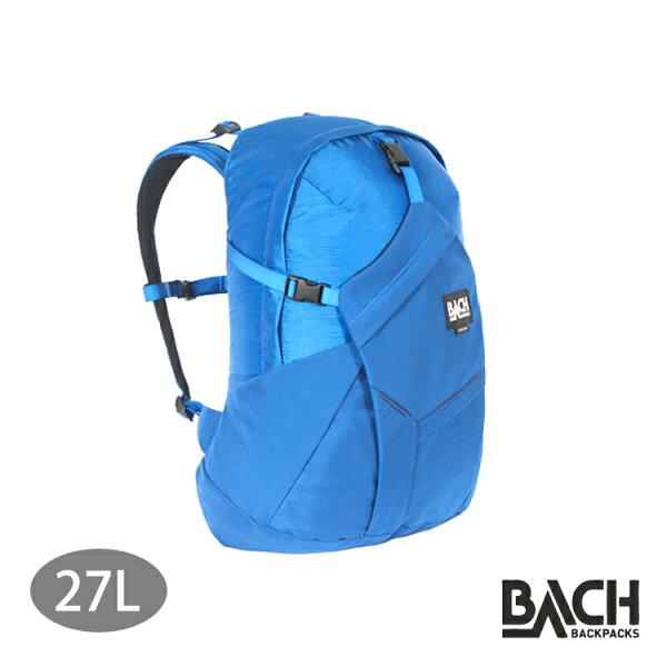 BACHWizard27旅遊休閒背包(27L)17城市綠洲(休閒背包、旅行、隨身攜帶、輕量背包)