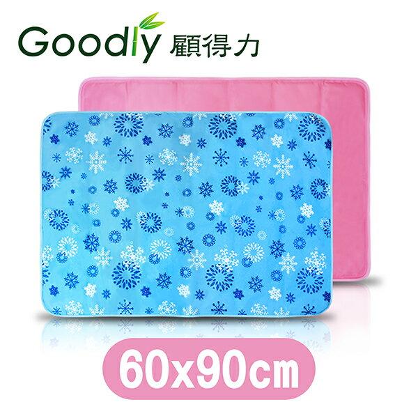 【Goodly顧得力】多用途防蟎抗菌冷凝膠涼墊/床墊(共2色-冰雪奇緣、粉紅佳人)