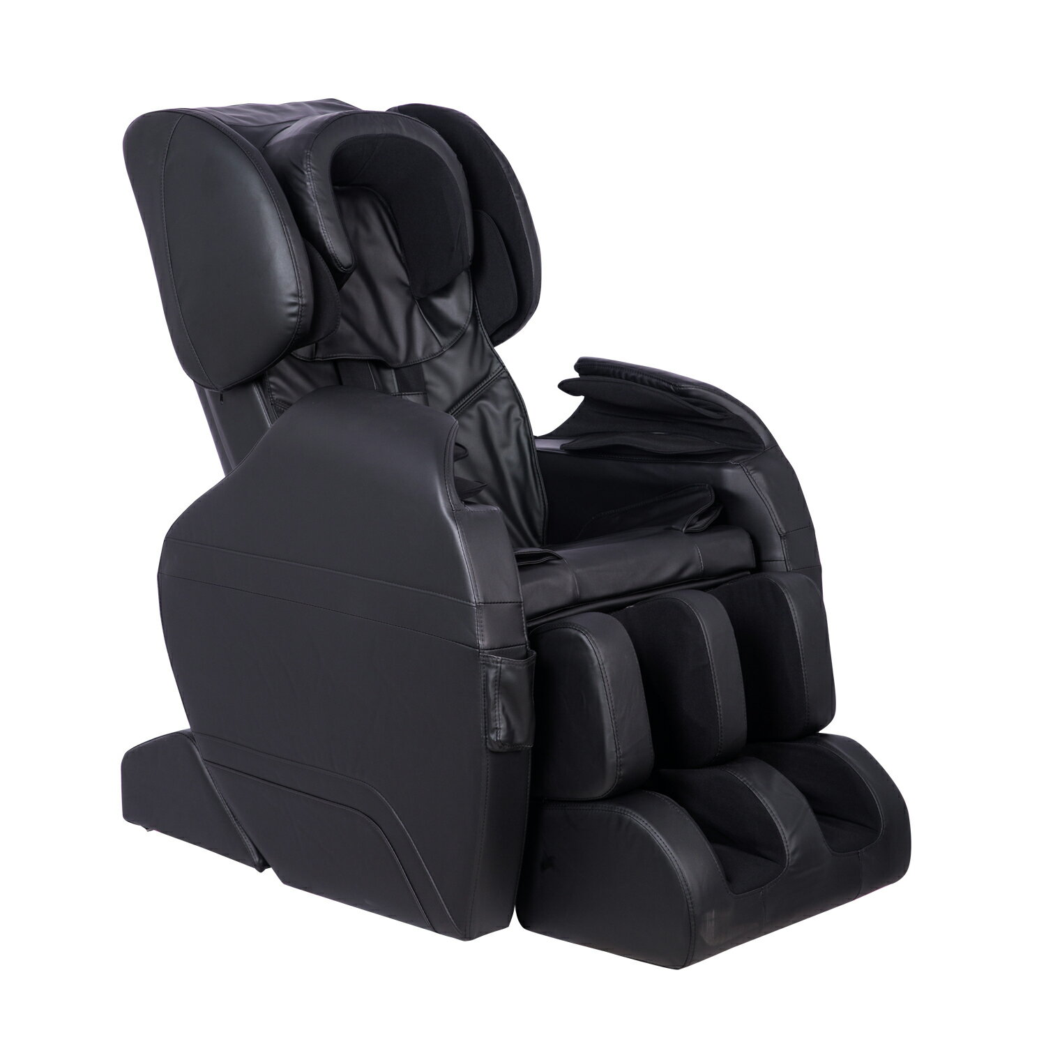 e8cf07f0f47 MCombo Electric Massage Chair Fullbody Shiatsu Recliner Heat Stretched Foot  8887 0