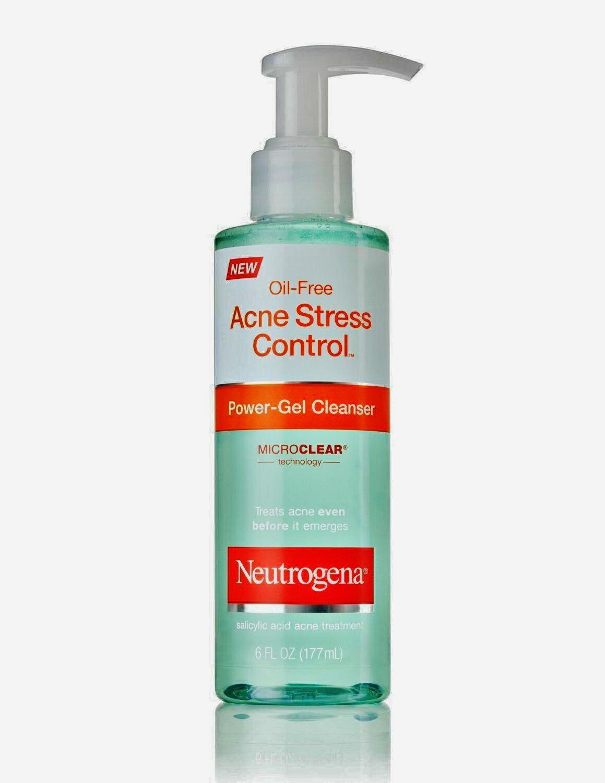 53936ccbbdc DEALS OUTLET: Neutrogena Acne Stress Control Power Gel Cleanser 6 oz ...