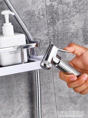 衛浴全銅淋浴花灑套裝家用增壓恒溫淋浴器浴室淋雨沐浴噴頭 名購居家  中秋佳節特惠 3