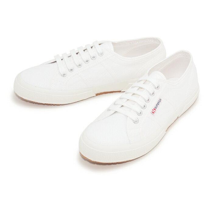 【SUPERGA】義大利國民鞋-白 Cotu - Classic2750 2